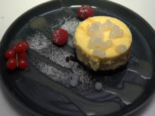 New York Cheesecake mit Salzkaramell - Rezept - Bild Nr. 2