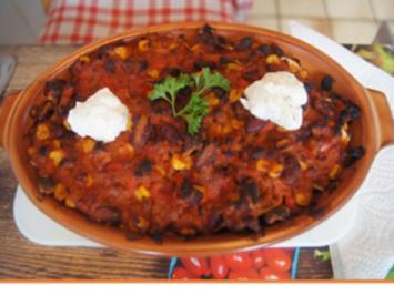 Chili-con-Carne-Chinakohl-Auflauf - Rezept - Bild Nr. 2