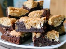 Keks - Brownie - Rezept - Bild Nr. 2
