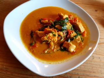 Indisches Hähnchen-Curry - Rezept - Bild Nr. 2