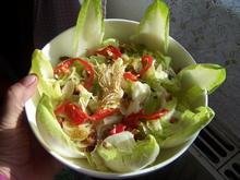 Salat für Zwischendurch - Rezept - Bild Nr. 3