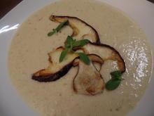 Steinpilz-Suppe - Rezept - Bild Nr. 11664