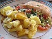 Bombay Kartoffeln - Rezept