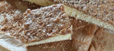 Friesenrather Schichten, Nusskuchen - Rezept - Bild Nr. 3