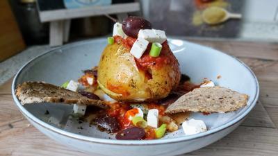 Moderne Ofenkartoffel - Rezept - Bild Nr. 3