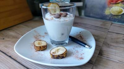 Bananen - Quark - Joghurt - Rezept - Bild Nr. 2