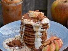 Zuckerfreie Pancakes - Rezept - Bild Nr. 2