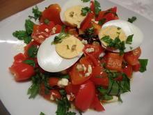 Paprika-Tomaten-Shakshuka - Rezept - Bild Nr. 11720