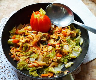 Ravensburger Gemüse-Potpourri mit Fusilli - Rezept - Bild Nr. 2
