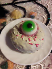 Halloween-Donuts - Rezept - Bild Nr. 2
