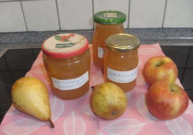 Birnen-Apfelgelee - Rezept - Bild Nr. 2