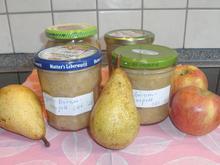 Apfel-Birnenkompott - Rezept - Bild Nr. 2