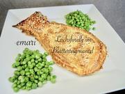 Lachsforellen Filet im Blätterteig Mantel - Rezept - Bild Nr. 23
