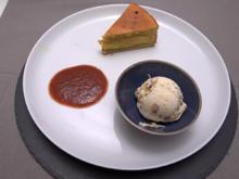Baumkuchen, Eis & Pflaume - Rezept - Bild Nr. 2