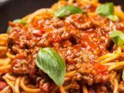 Spaghetti Bolognese - Rezept - Bild Nr. 3
