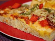 Amerikanischer Pizzateig - Rezept - Bild Nr. 3
