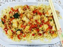 Fisch-Nudeln der Schwester Song – Song Sao Mian - Rezept - Bild Nr. 2