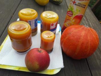 Kürbis-Apfel-Marmelade - Rezept - Bild Nr. 2