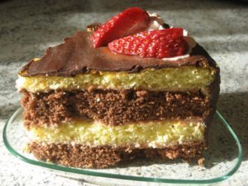 Sauerrahm-Torte - Rezept