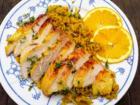 Hühnerbrust auf Curryreis - Rezept - Bild Nr. 2