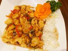 Frittierte Fischstücke in Teigmantel ala Tan Wan - Rezept - Bild Nr. 2