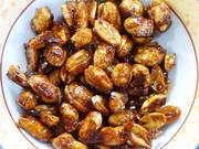 Erdnüsse mit Kokos-Palmzucker kandiert - Rezept - Bild Nr. 2