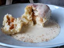 Dessert: Gefüllte Buchteln - kochbar Challenge 12.0 (Dezember 2020) - Rezept - Bild Nr. 4