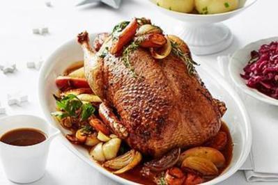 Knusprige Ente für Faule (mit wenigen Zutaten, einfach und schnell) - Rezept - Bild Nr. 2