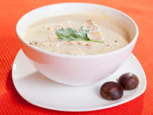 Maronensuppe - Rezept - Bild Nr. 2