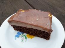 """Schokoladenkuchen """"Sternenhimmel"""" - Rezept - Bild Nr. 2"""