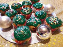 Muffin mit Karamellbonbon - Rezept - Bild Nr. 2