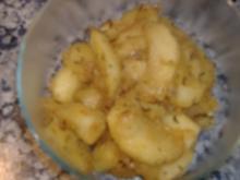 Calvados-Apfelkompott - Rezept
