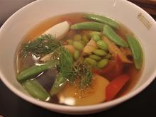 Bowl mit Suppe & Einlagen - Rezept - Bild Nr. 2