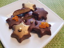 Marzipan-Sterne - Rezept - Bild Nr. 12135