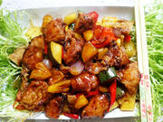 Süß-saure Hühnerbrust – Gai Pad Priau Wan - Rezept - Bild Nr. 2