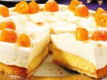 Eierpunsch Torte - Rezept