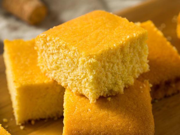 Cornbread - Maisbrot aus den USA - Amerikanische Rezepte - Bild Nr. 14