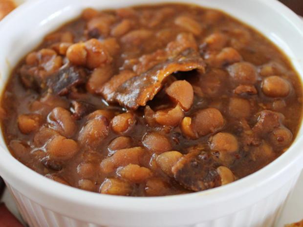 Cowboy Beans - Amerikanische Rezepte - Bild Nr. 22