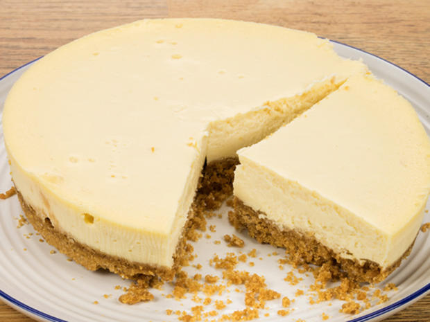 New York Cheesecake -  Amerikanische Rezepte - Bild Nr. 9