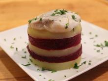 """Matjes,   Kartoffeln,   rote Bete  oder """"zwei Knollen und ein Hering"""" - Rezept - Bild Nr. 2"""