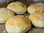 Brioche Brötchen – Burger Buns - Rezept - Bild Nr. 2