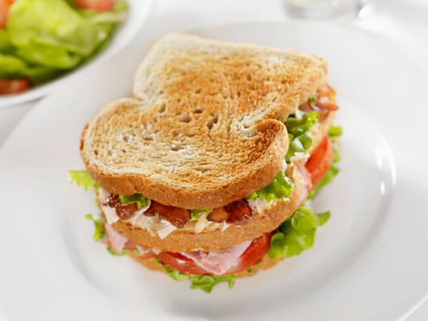 New York Club Sandwich - Amerikanische Rezepte - Bild Nr. 21