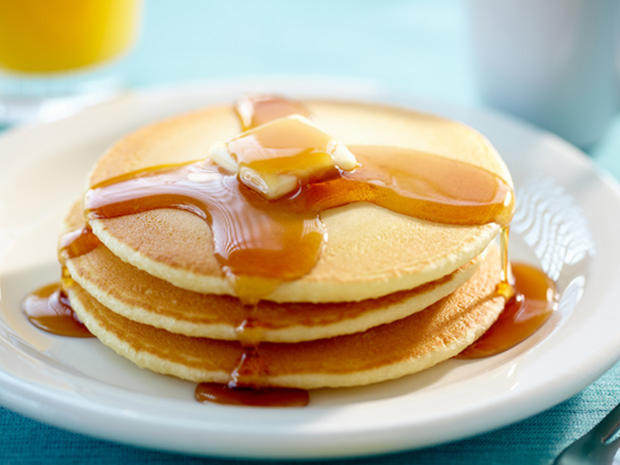 Pancakes mit Ahornsirup - Amerikanische Rezepte - Bild Nr. 26