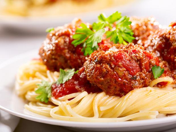 Spaghetti mit Fleischbällchen - Amerikanische Rezepte - Bild Nr. 28