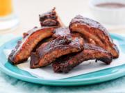 BBQ Spareribs – Rippchen vom Smoker, Grill oder Backofen - Rezept - Bild Nr. 2
