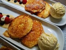 Apfelküchle als Dessert - Rezept - Bild Nr. 2