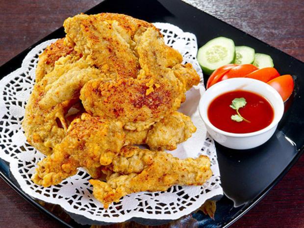 Chicken Wings - KFC Style - Amerikanische Rezepte - Bild Nr. 27