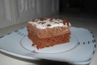 Nutella-Schnitten - Rezept