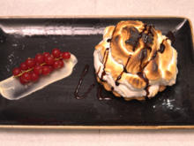 Baked Alaska mit homemade ICE-Cream - Rezept - Bild Nr. 2