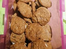 Schoko-Makronen mit Cookies und Zwieback - Rezept - Bild Nr. 2